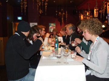 Nice network dinner made the bonds between the Danish and German music businesses tighter.
